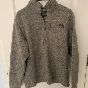 The North Face 3/4 Zip
